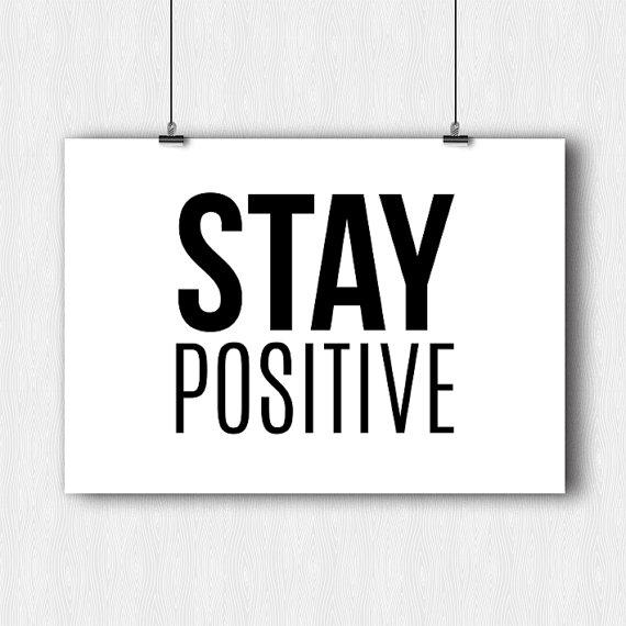 Positivi per un futuro positivo