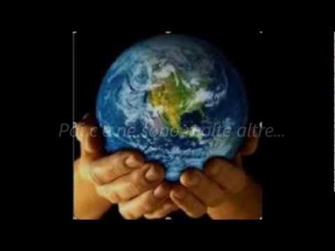 Salviamo noi stessi e il nostro pianeta.
