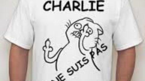 Je ne suis pas Charlie Hebdo
