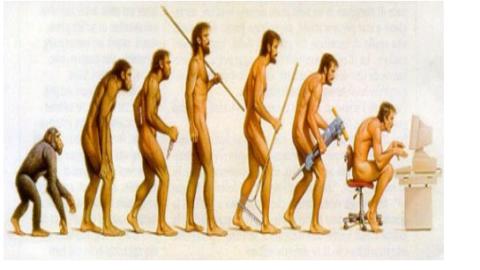 L'essere umano e la tecnologia.