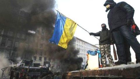 Situazione attuale dell'Ucraina.