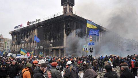 La  situazione attuale in Ucraina