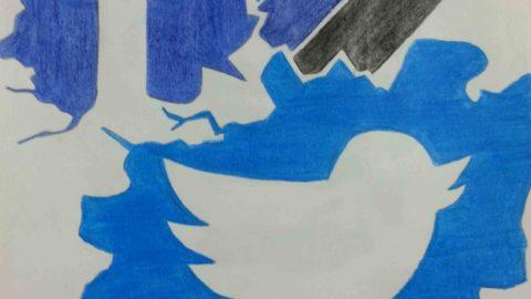 LE DIFFERENZE E L'USO DEI SOCIAL  NETWORK