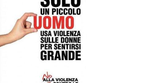 Diciamo basta alla violenza !!!