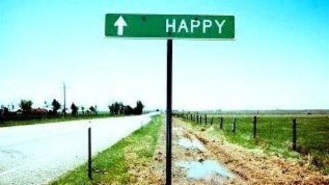 La felicità
