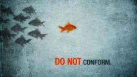 Essere liberi, essere se stessi!