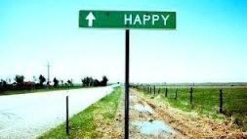 la felicità e di chi si accontenta