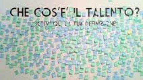 Il talento non si impara!