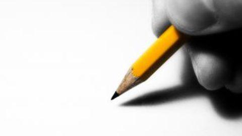 Una matita, il mio mondo