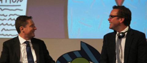 James Murdoch ospite dell'Osservatorio per il lancio della sedicesima edizione de Il Quotidiano in Classe
