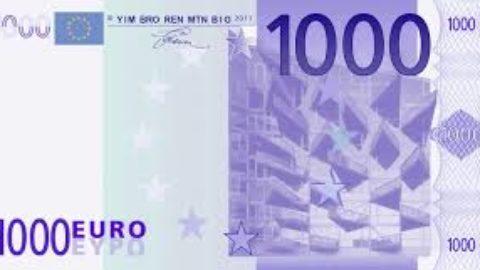 A distanza di 2000 euro dalla criminalità