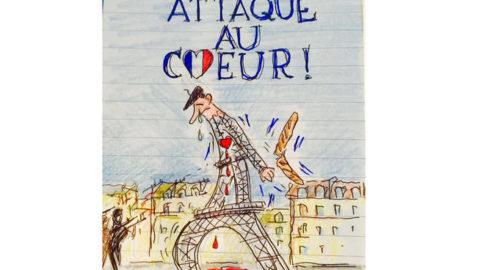 Parigi VS ISIS