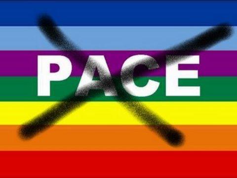 la pace? non esiste.