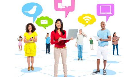 Il social network ha poco di sociale