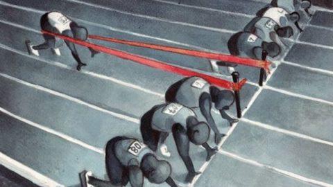 Il doping non è sinonimo di forza.
