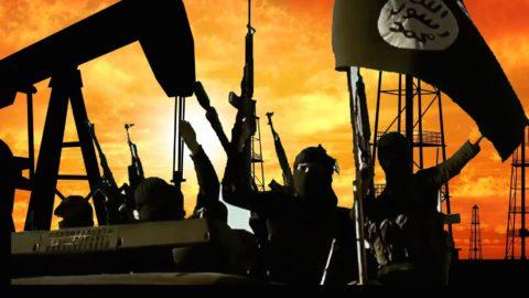 L'oro dell'Isis
