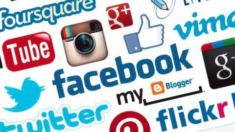 Le persone e i social