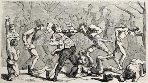 Gameplay sulla violenza