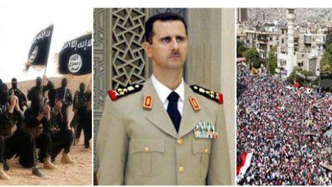 """Genesi e """"nutrizione"""" del sedicente """"Stato Islamico"""""""