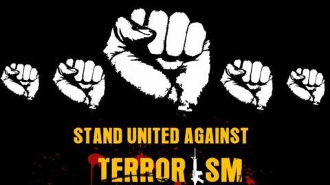 NO al terrore, l'unione fa la forza