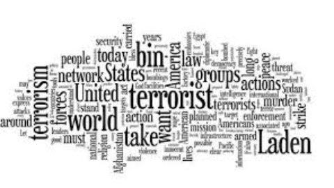 LA PAURA DEL TERRORISMO