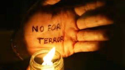 Uniti per vincere il terrorismo.