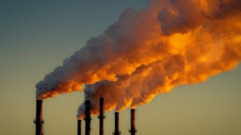 Emissione di CO2