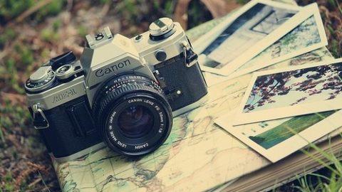 Tutto va via, scatta sempre una fotografia!