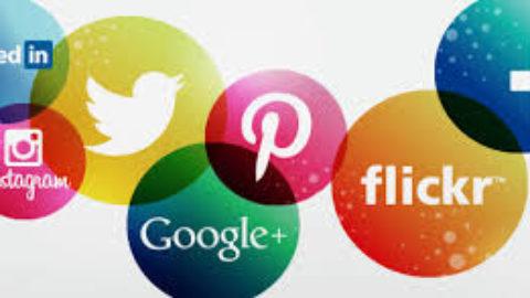 che immagine date di voi stessi sui social network ?