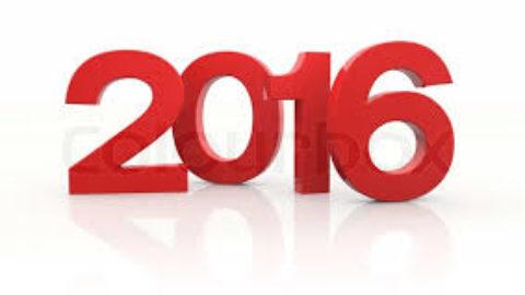 Speriamo in un Anno di svolta!