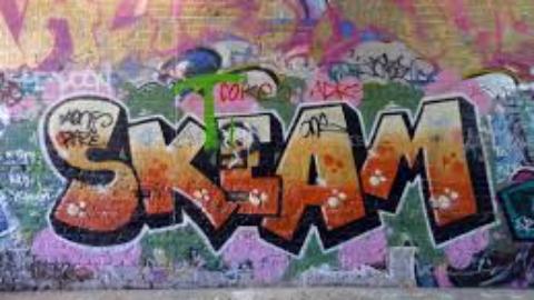 Street art o vandalismo