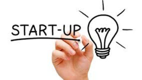 Start-up : basta crederci .