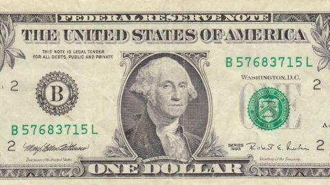 Un dollaro fa la differenza?