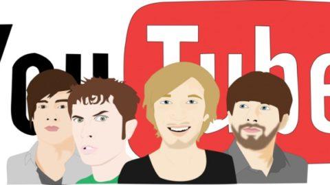 I nuovi attori sono su YouTube