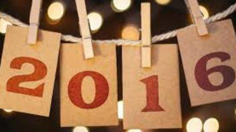 Cosa ci riserva il 2016?