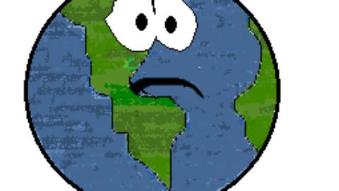 La nostra povera Terra