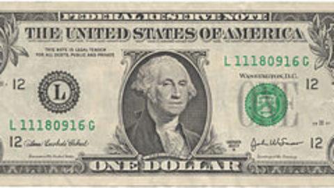Un dollaro?