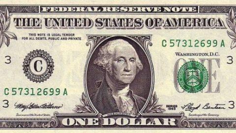 Ricchi o poveri? Il dollaro va a chi lo merita