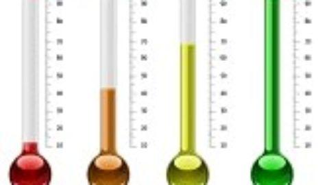 Un termometro per le opinioni.