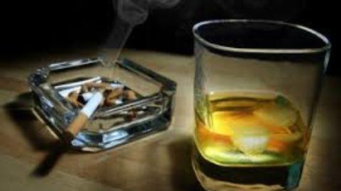 Fumo…Alcool…
