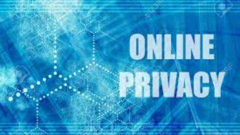 Attenti alla privacy .