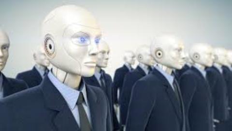 Uomo o macchine? La concorrenza del futuro
