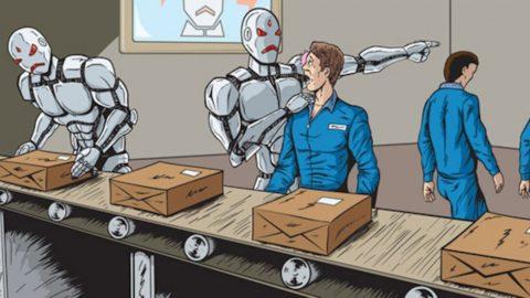 La robotizziazione apre nuove prospettive e aiuta la comunità