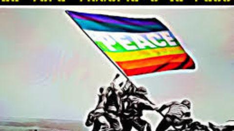 La vera vittoria è la pace .