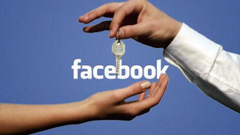 Facebook, grandiosa opportunità.