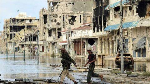Noi cittadini cogliamo solo alcuni aspetti di un'azione di guerra