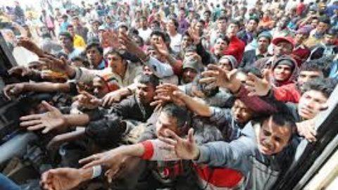 S.O.S. Aiutiamo i migranti