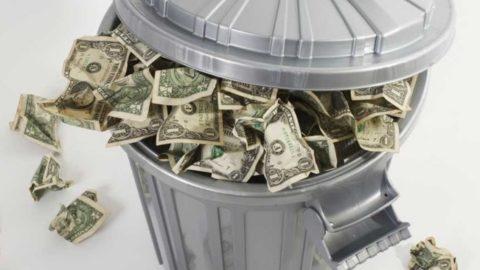 Il denaro Influenza!