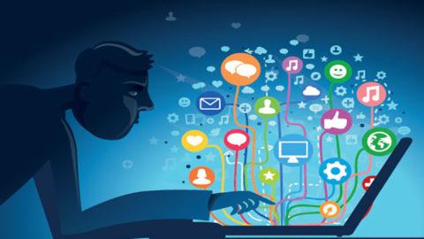 """il """"pro"""" dei social network"""