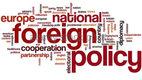 Politica estera e nazionalismo